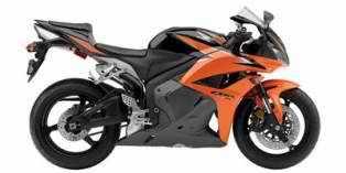 2010 Honda CBR 600RR Motorcycle