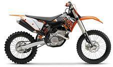 2011 Ktm Sx 250 F Dirt Bike