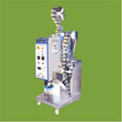 Automatic Form Fill And Seal (Affs) Machines
