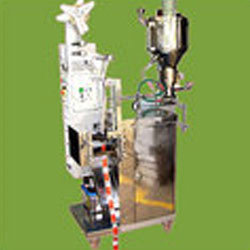 Automatic Form Fill And Seal Machines For Liquid Items