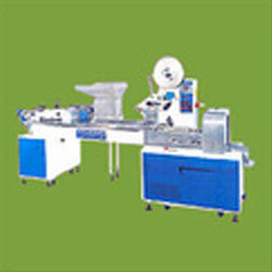 Automatic High Speed Candy Wrapping (Ahscw) Machines