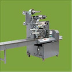 Automatic Horizontal Flow Wrap (Ahfw) Machines To Pack Syringes