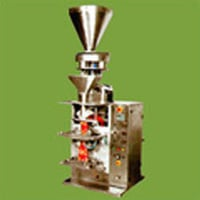 Collar Type Automatic Pouch Packing (CTAPP) Machines with Volumetric Cup Filler