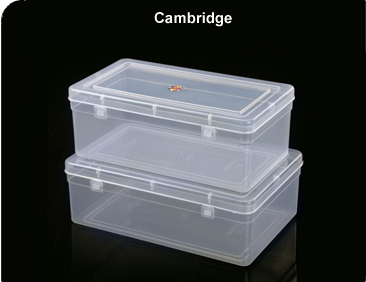 Cambridge Transparent Containers