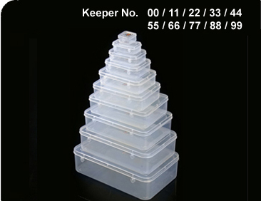 Keeper Transparent Containers in  Ghatkopar (W)