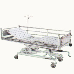 Bed Intensive Care Unit With Hilow System