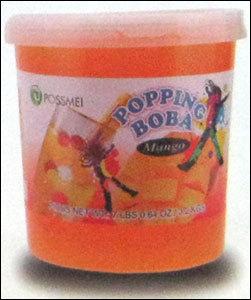 Mango Popping Boba
