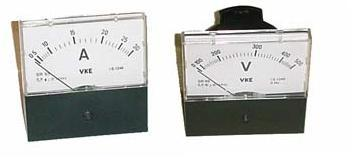 80mm Voltmeter And Ammeter