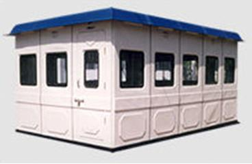 FRP Pre-Fabricated Office Cabins