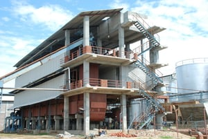Rice Bran Based Solvent Extraction Plants
