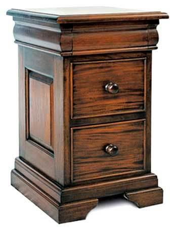 Wooden Bedside Designer Cabinets