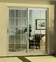 Traditional Patio Door