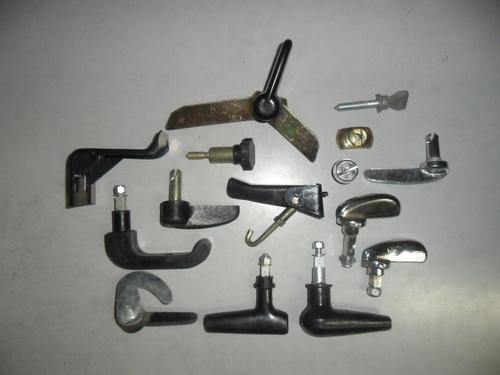 Bonnet Lock Fastener
