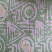 Cotton Silk Batik Printed Fabrics