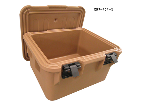 Insulated Food Storage Boxes
