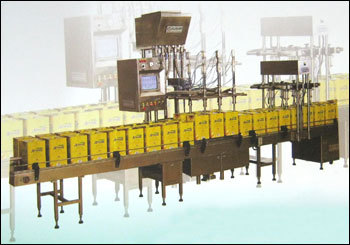 Can And Drum Filling Machines