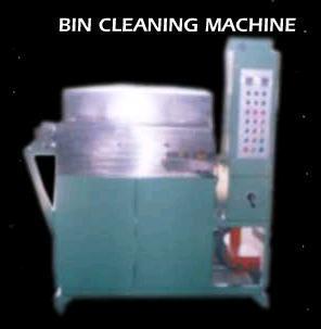 Bin Cleaning Machines