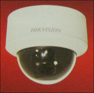 Vandal Proof Network Dome Camera