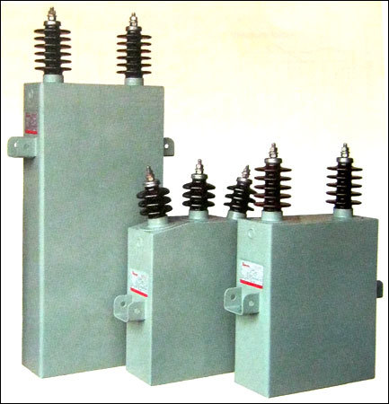 Single/Three Phase High Voltage Capacitors