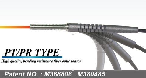 Anti-Bending Optic Sensor