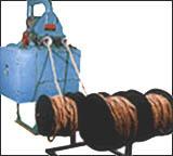 Coir Rope Untwisting Machine