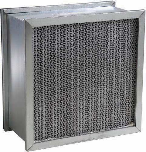 Flange Type Air Filters