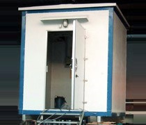 Pre-Fabricated Medical Shelters