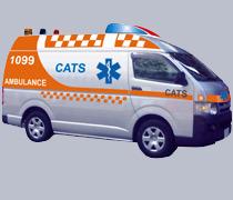 Cardiac/ Trauma Ambulance