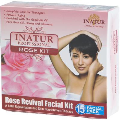 Mini Rose Revival Facial Kit