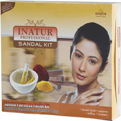 Mini Sandal Fairness Facial Kit in  63-Sector