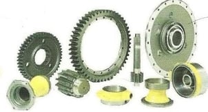 Geared Transmission Spares