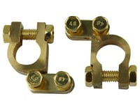 Brass And Copper Battery Terminals