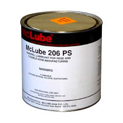 Mandrel Lubricant For Right Flexible Hose