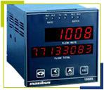 Digital Flow Indicators Totalizer