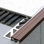 Step Nosing Profiles With Aluminium Base