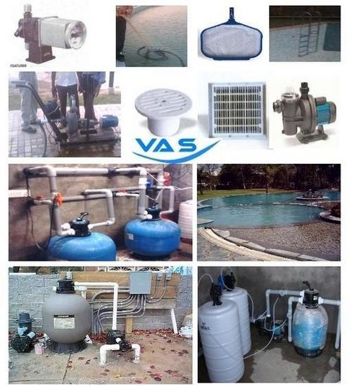 Swimming Pool Plants: Swimming Pool Filtration Plant In Ahmedabad, Gujarat