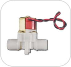 Magnetically Latching Solenoid Valve