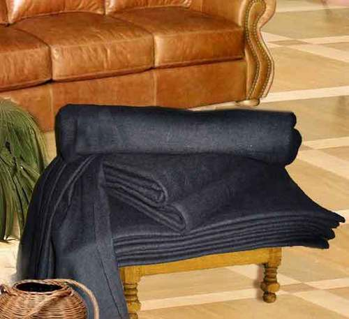 Woolen Plain Blankets