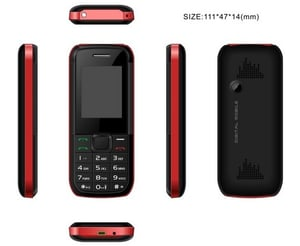 Ultra Low End Cell Phone With Full Functions