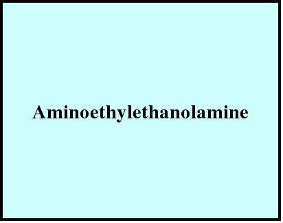 Aminoethylethanolamine