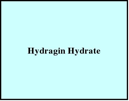 Hydragin Hydrate