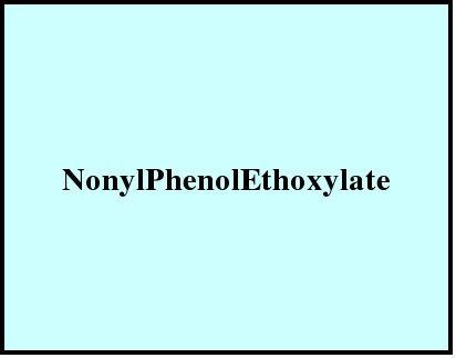 Nonylphenolethoxylate