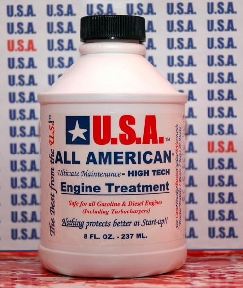 ENGINE TREATMENT-Oil Additive