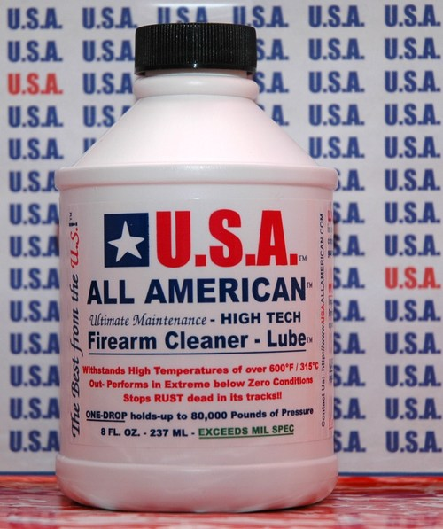 GUN CLEANER - Firearm Lubricant