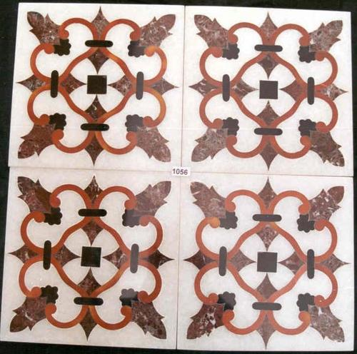 Marble Inlay Tiles