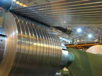 Cold Rolled CRCA Strip Coils