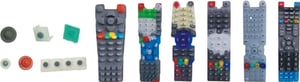 Silicone Keypads For Remote Controller