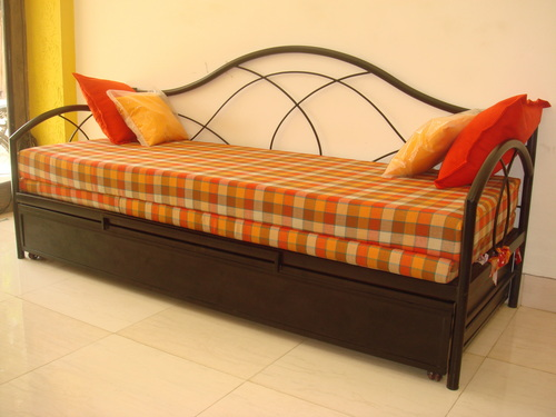 Wrought Iron Sofa Bed Oliver Metal Furniture No 21 Ground Floor Acharya Complex Next To Icici Bank Near Basant Cinema Doctor C G Road