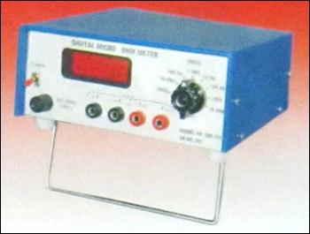Digital Micro Ohm Meter
