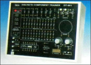 Discrete Component Trainer